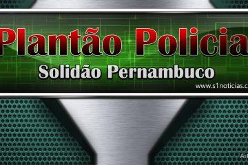 Platão Policial Solidão