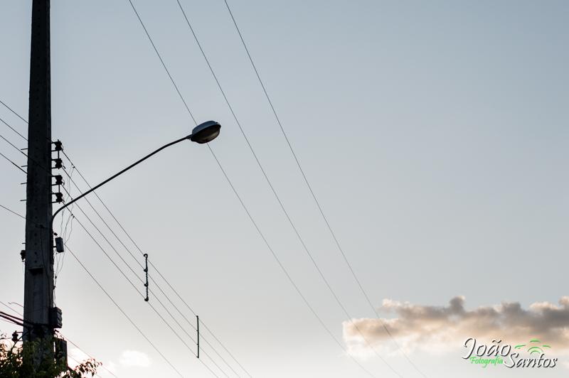 Troca de vários braços de postes em o município – Foto: João Santos