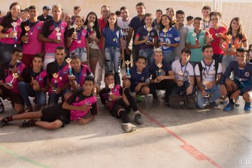 Encerra da 1ª edição dos Jogos Escolares de Solidão