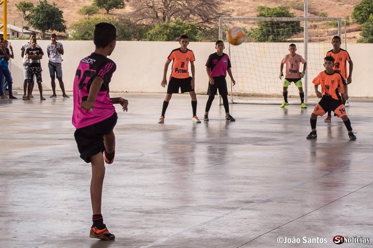 Jogo das Escolas Municipais José Alves vs José Gonçalves