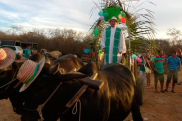 1º Missa dos agricultores é realizado em Solidão