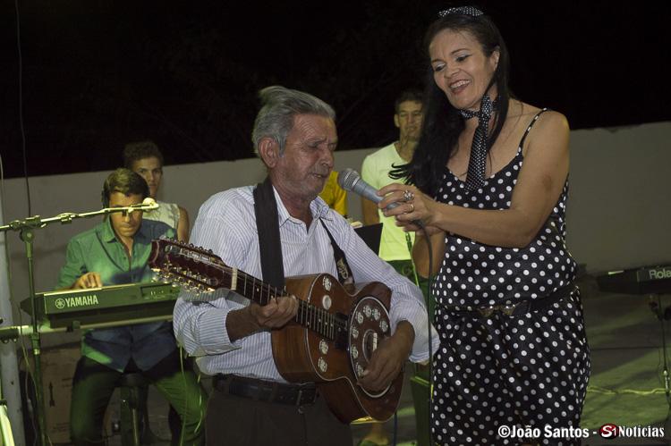 O poeta e participante do SCFV, fez lindos repentes sobre o Baile da Terceira Idade
