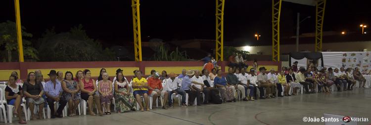 Cerca de 50 Idosos participaram do 1º Baile da Terceira Idade de Solidão