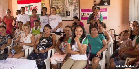 Associação das Produtoras Rurais dos Barreiros realiza encontro sobre os diretos das mulheres