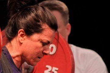 Solidanense Cícera Tavares é vice-campeã mundial de Powerlifting