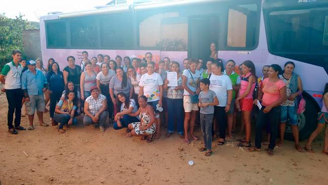 Comunidade dos Barreiros – Foto: Divulgação