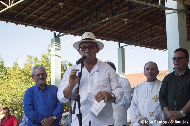 Djalma Alves, prefeito de Solidão