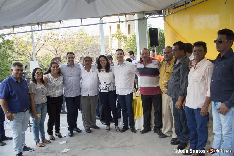 Vereadores de Solidão, primeira dama, deputado governador...