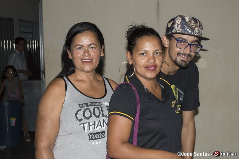 Equipe da secretaria de cultura de Solidão