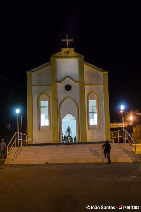 Capela do Povoado São Francisco
