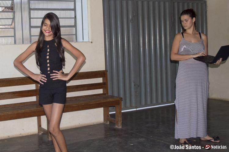 Candidata e candidatos a Miss e Mister Solidão 2018 se reúnem para o primeiro ensaio de passarela