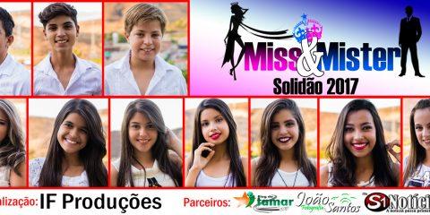 Miss e Mister Solidão 2017 – Foto: João Santos/ S1 Notícias