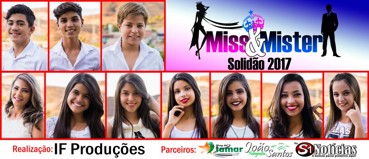 Miss e Mister Solidão 2018 – Foto: João Santos/ S1 Notícias