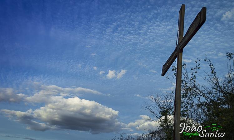 Cruz da Gruta de Nossa Senhora de Lourdes em Solidão