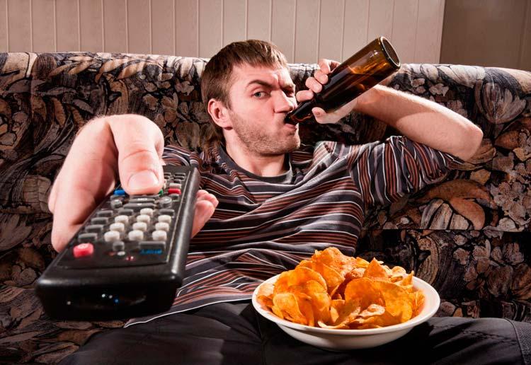 """""""Quando as pessoas comem muito rápido, fazem isso de forma exagerada"""" – Foto: Reprodução"""