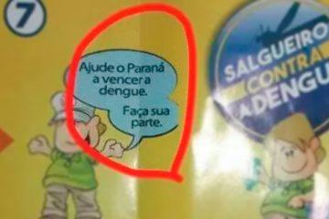 Prefeitura de Salgueiro cópia campanha do Paraná e viraliza