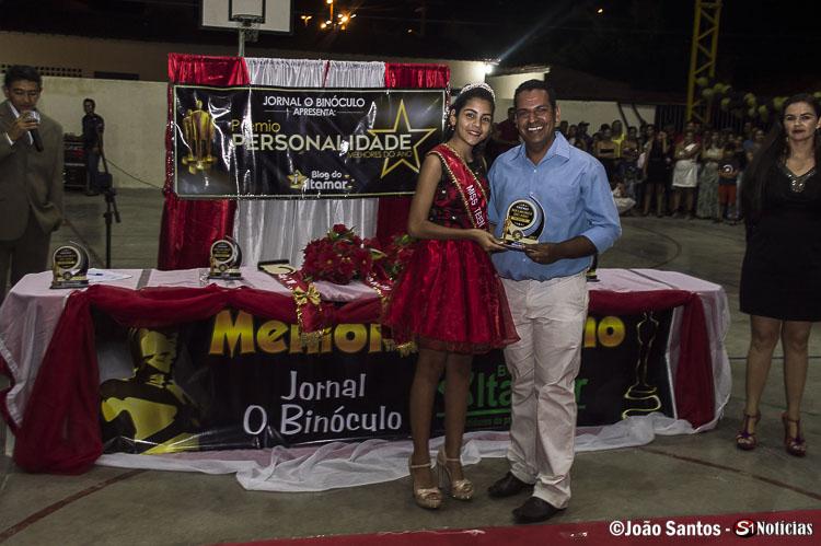 Diretor Escolar: Wilson Barbosa