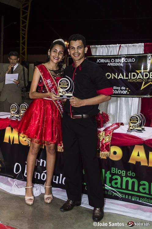 Recebemos o prêmio como o site S1 Notícias sendo melhor blog/site e João Santos Fotografia (Eu) melhor fotógrafo