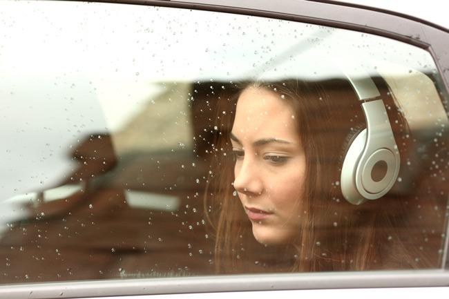 A música também desempenha um papel importante no bem-estar – Reprodução