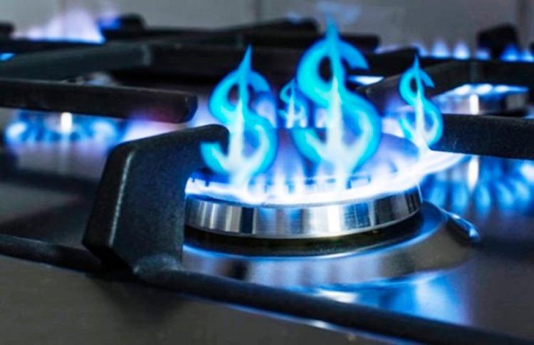 No ano, o preço médio do gás de cozinha no país acumula alta de 17,7% - Foto: Reprodução