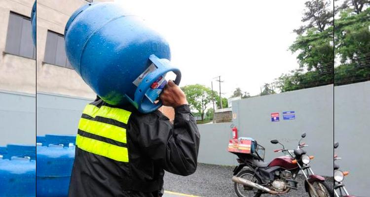 Petrobras aumenta preço médio do gás de cozinha em 8,9%