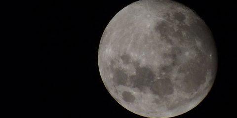 2018 começa com superlua; fenômeno ocorre novamente em Solidão