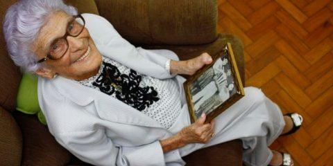 A afogadense dona Antonia dá dicas para chegar bem aos 100 anos