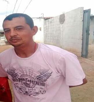 """Ari Luiz Barreto """"Carioca"""" – não resistiu e veio a óbito - Foto: Junior Terra"""