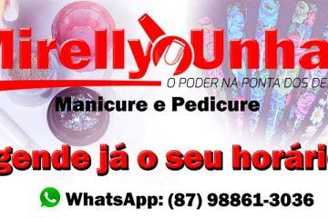Mirlly Unhas - Manicure e Pedicure