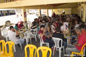 Confraternização da Prefeitura municipal de Solidão