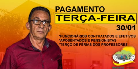 Pagamento dos servidores municipais de Solidão – Foto: João Santos/S1 Notícias
