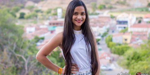 Solidanense concorrerá o título de Miss Teen Pernambuco 2018