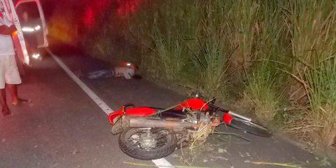 O carona não resistiu e faleceu no local do acidente – Imagem Ilustrativa – Foto: Reprodução