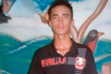 Sandro Francisco Moraes foi esfaqueado no peito esquerdo – Foto: Reprodução