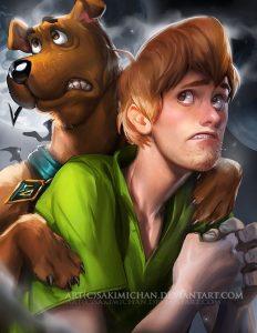 Scooby Doo - Por Sakimi Chan