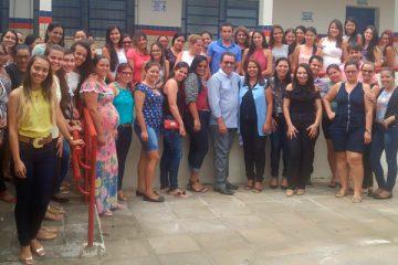 Início do curso de Pedagogia em Solidão – Foto: Reprodução