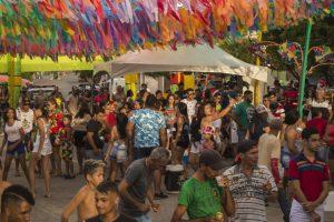 Carnaval 2018 em Solidão foi show – Foto: João Santos/ S1 Notícias