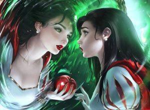Branca de Neve - Por Sakimi Chan