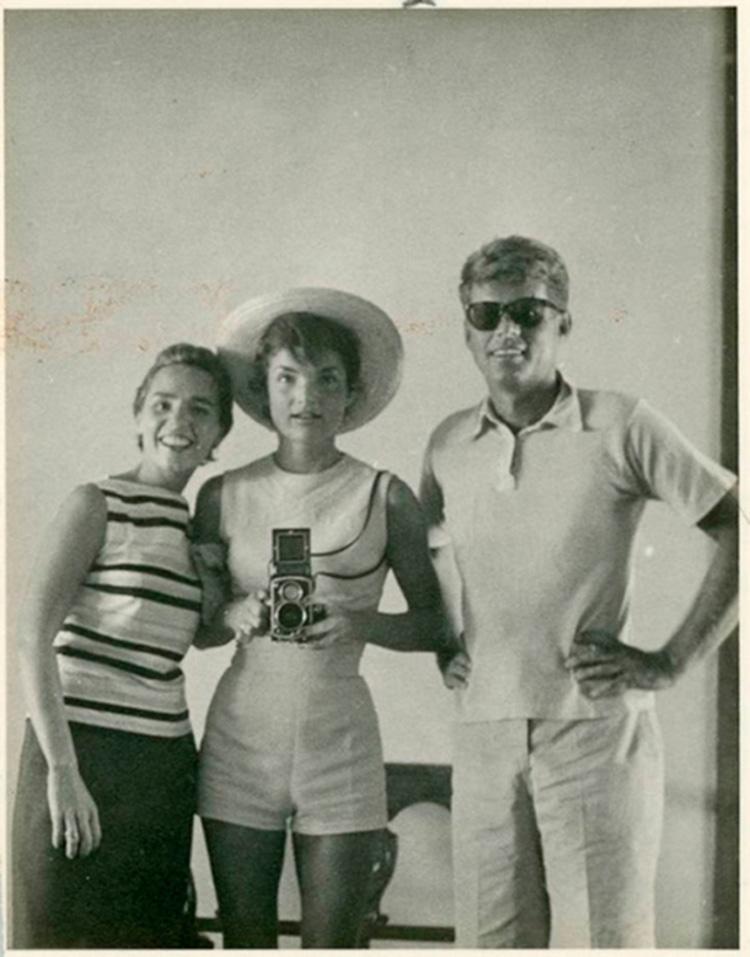 Selfie antiga – Foto: Reprodução