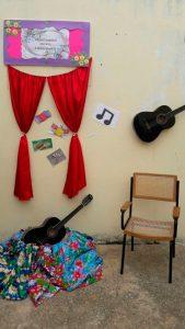 """Projeto: """"Canto e Encanto"""" a magia da arte, em solidão – Foto: Reprodução"""