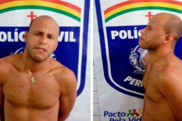 Alexandre Silva, de 31 anos, confessou que atraia as vítimas através do OLX – Foto: Reprodução