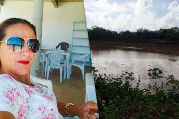 Chuvas e primeira morte: Mulher morre por afogamento em Ingazeira
