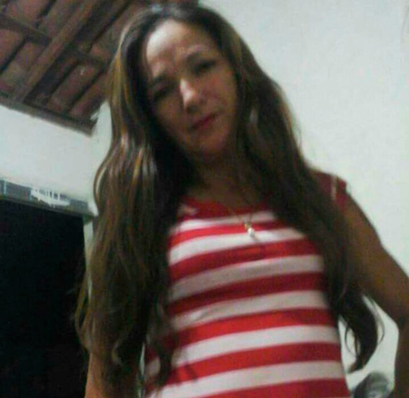 Ângela Godê morreu no Rio Pajeú em Ingazeira – Foto Reprodução
