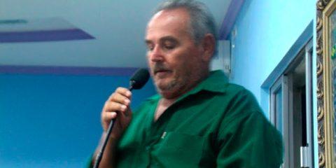 Vereador Antônio Bujão – Foto: Reprodução