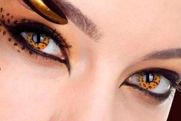 Anvisa proíbe venda de lentes de contato coloridas
