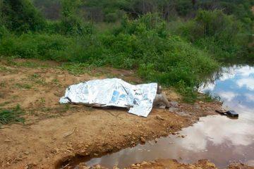 Corpo encontrado na zona rural de Solidão