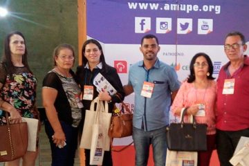 Prefeito Djalma Alves participa do 5º Congresso Pernambucano de Município