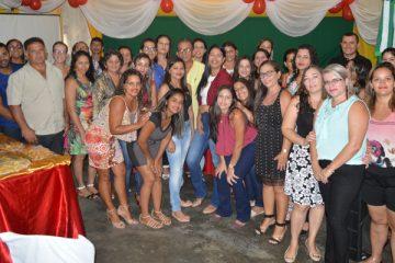 Secretaria de Cultura de Solidão conclui o curso de Manicure