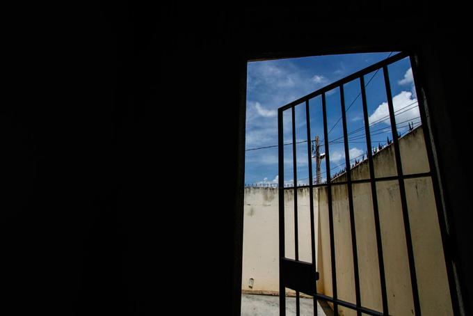 Cadeia de Solidão - Foto: Rafael Martins
