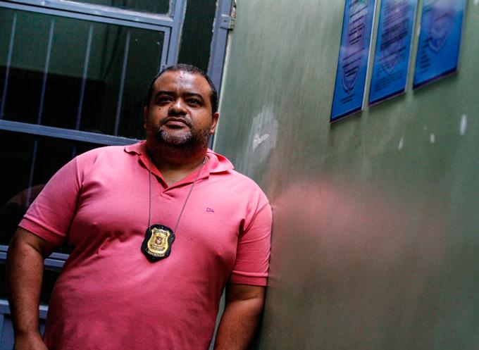 Escrivão Everaldo de Souza Ferraz Júnior - Foto: Rafael Martins